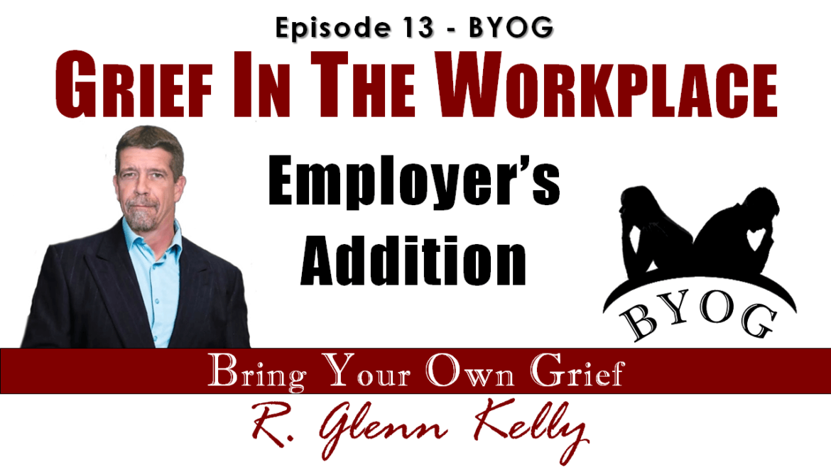 grief work revenue r. glenn kelly
